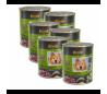 בלקנדו שימורים לכלב בשר ואיטריות 800 גרם