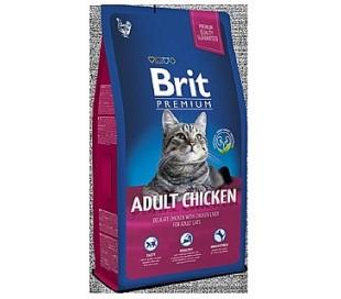 בריט מזון פרימיום לחתולים 8 קילו