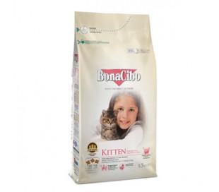 בונה סיבו מזון לגורי חתולים 1.5 קילו BonaCibo
