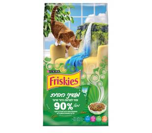 friskies מעני הבית לחתול בוגר