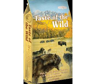 "taste of the wild לכלב בוגר בישון 13 ק""ג"