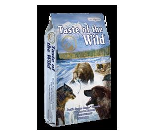 "taste of the wild לכלב בוגר סלמון 13 ק""ג"