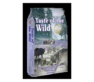 "taste of the wild לכלב בוגר כבש 13 ק""ג"