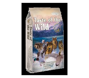 """taste of the wild לכלב בוגר ברווז 13 ק""""ג"""