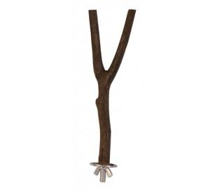 """עץ טבעי לתוכי TRIXIE 20 ס""""מ"""