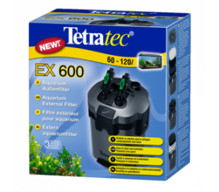 פילטר חיצוני EX 600 tetra