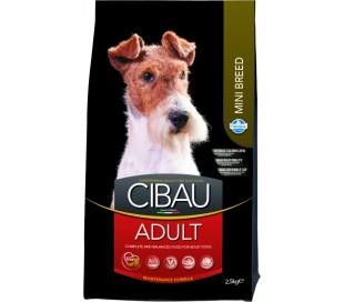 סיבאו אוכל לכלבים בוגר מיני CIBAU Adult Mini