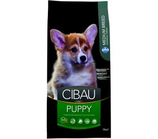 סיבאו אוכל לכלבים גורים CIBAU Puppy