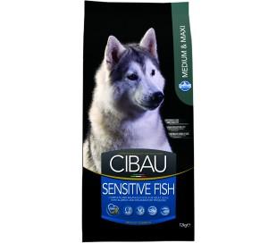 סיבאו אוכל לכלבים בוגר מדיום CIBAU Adult Medium