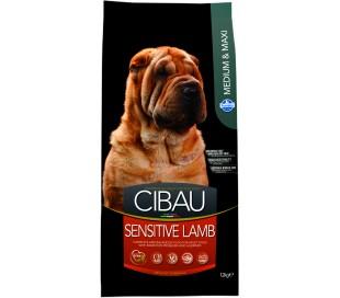 סיבאו סנסיטיב כבש אוכל לכלבים CIBAU Sensitive Lamb