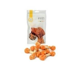 חטיף לכלב FRESH משקולות עוף 80 גרם