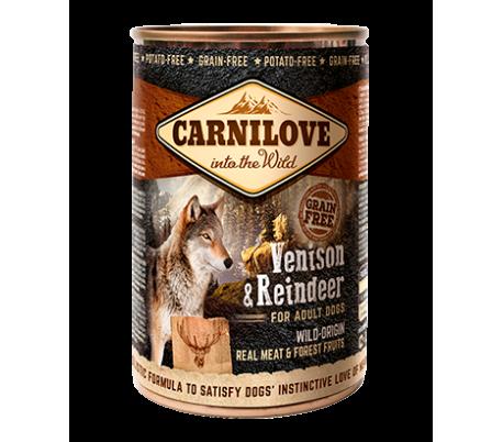 קרנילב שימורים לכלבים אייל  Carnilove Cans