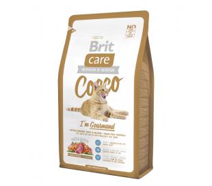 Brit Care מזון לחתולים בררנים Cocco