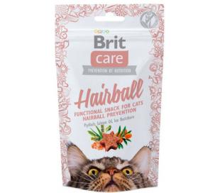 חטיף לחתול BRIT Care Hairball