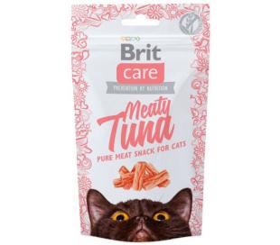 חטיף לחתול BRIT Care כריות עוף