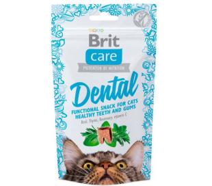 חטיף לחתול BRIT Care Dental