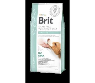 בריט מזון רפואי לכלב יורינרי  STRUVITE