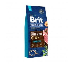 BRIT מזון לכלבים - בריט כבש