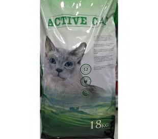 אקטיב חתול 18 קילו ACTIVE CAT